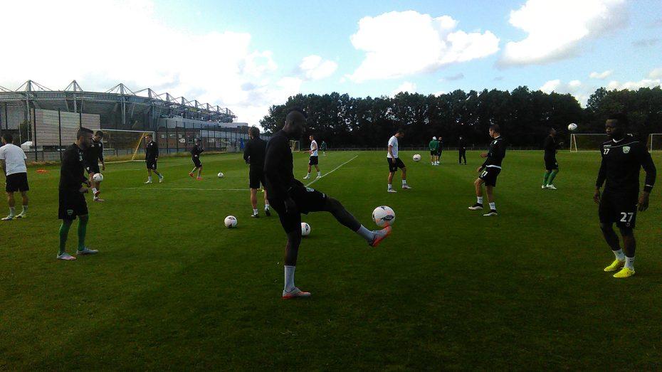 training-brondby